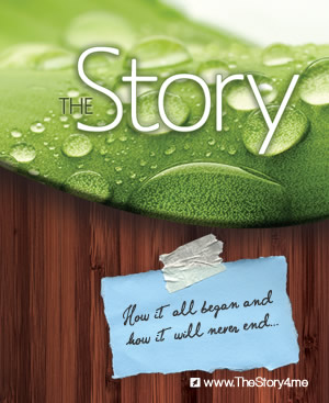 Our Story and God's Story to Reconcile us...